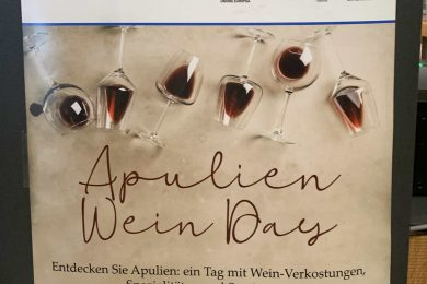 Apulien Wine day in Munich